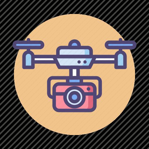 Camera, camera drone, drone icon - Download on Iconfinder