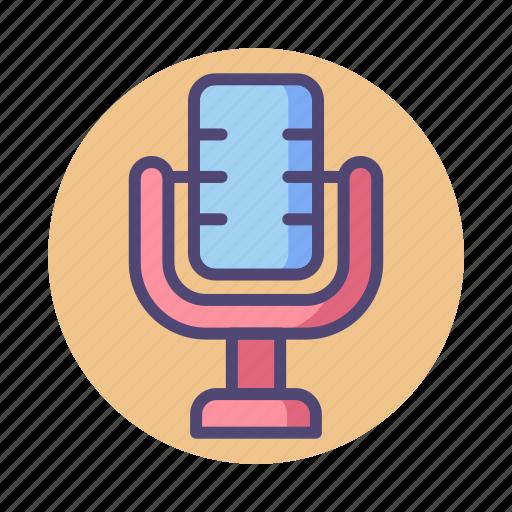 audio recording, mic, microphone, record, recording, voice message, voice recording icon