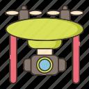camera, drone, gadget, photography