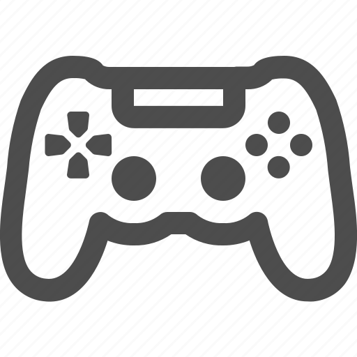controller, gaming, playstation, ps4, videogames icon