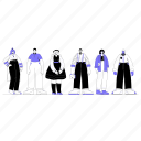 team, people, creative, group