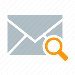 email, envelope, find, search, send icon