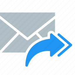 all, arrow, email, envelope, reply, send icon