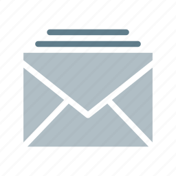 email, envelope, mailbox, mails, send icon