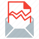 attachment, broken, damaged, email, file, send icon