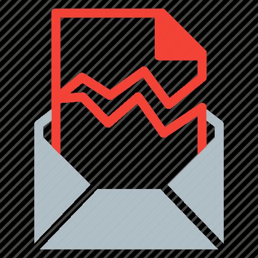 attachment, broken, damaged, email, file, send icon