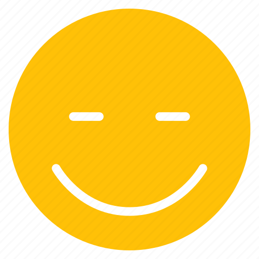 avatar, emoticon, emotion, expression, face, happy, smile icon