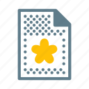 document, file, image, picture, transparent icon