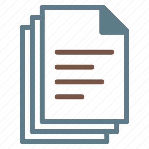 collection, doc, document, file, files, text icon