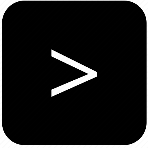 corner, keyboard, keypad, right icon
