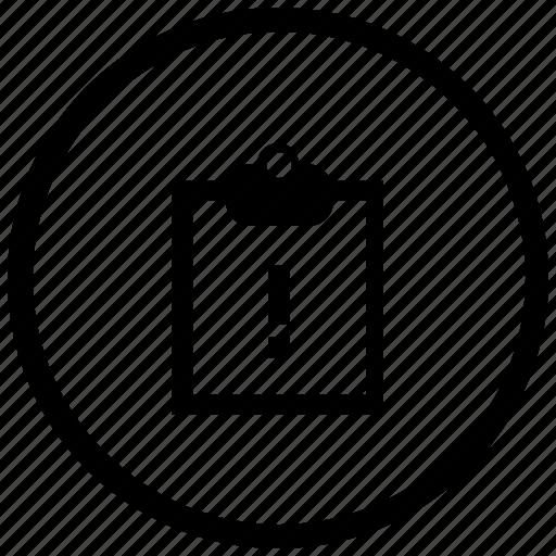 atm, error, notice, planning, round, work icon