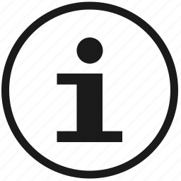 atm, help, info, keyboard, notice, round icon