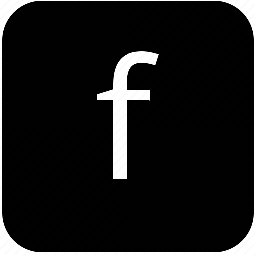 f, keypad, latin, letter, lowcase icon