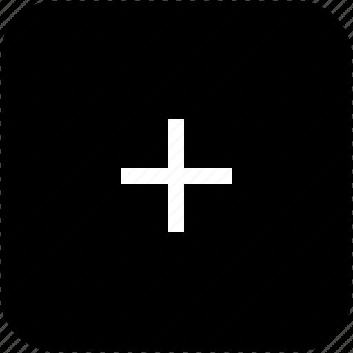 add, function, keyboard, keypad, math, plus icon