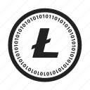 litecoin, money, cash, currency, buy, coin, finance, business, payment