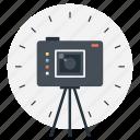 photo studio, photographer, photography, photoshoot, tripod camera icon