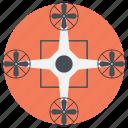 drone technology, quadcopter, quadcopter drone, quadrotor, quadrotor helicopter