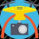 aerial drone, camera drone, drone, drone technology, sky drone icon