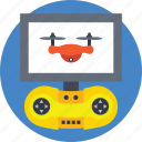 drone technology, quadcopter drone, remote control camera quadcopter, remote control drone, spy drone icon
