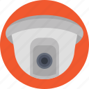 closed-circuit tv, security camera, surveillance camera, video surveillance, wifi ip camera icon