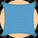 geometrical design, squares background, squares shape, virtual reality, virtual reality background icon