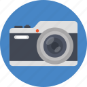 camera, photo camera, photographic camera, photography, photography equipment icon