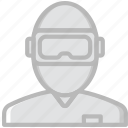 headset, vr, virtual, reality icon