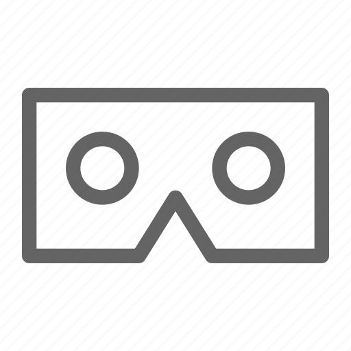 Glasses, reality, virtual, vr icon - Download on Iconfinder