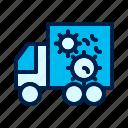 corona, covic, delivery, vehicle, virus