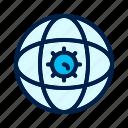 corona, covic, globe, virus, world