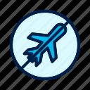 airplane, corona, covic, no airplane, virus