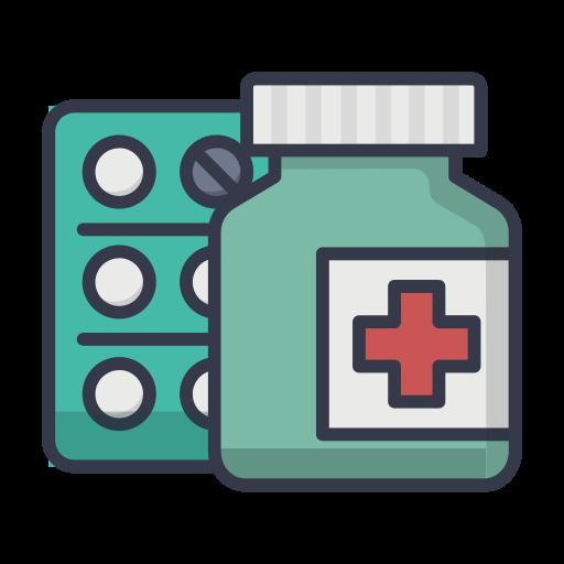 Medical, drug, healthcare, health, medicine, coronavirus, hospital icon - Free download