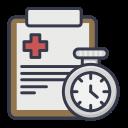 alarm, calendar, clock, report, schedule, corona, coronavirus