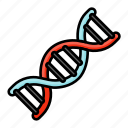 dna, experiment, helix, research, science, virus