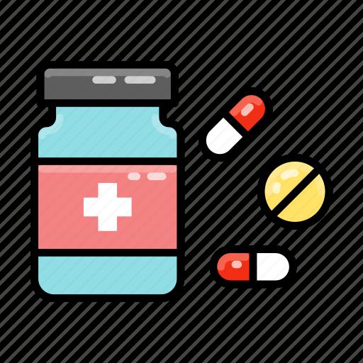 Drug, medical, medicine, pharmacy, pills icon - Download on Iconfinder