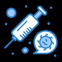 coronavirus, medicine, syring, vaccine