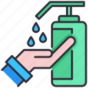 alcohol, gel, hand, soap, wash