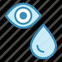 eye, medical, moisture, optometry, vision