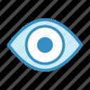 eye, medical, optometry, see, view, vision