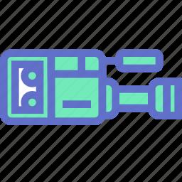 camera, film, filming, operator, record, shoot, video icon