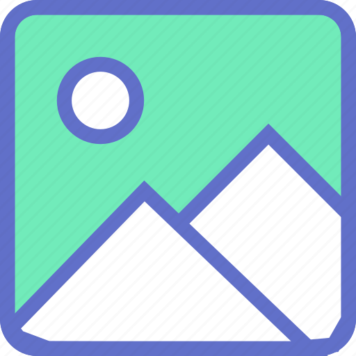 card, image, landscape, photo, picture, snapshot icon
