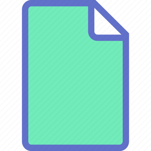 create, document, file, new, paper, sheet icon