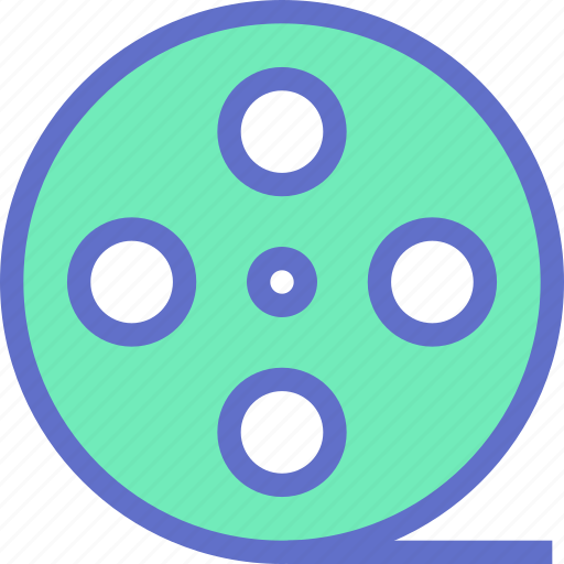 cinema, film, filming, movie, player, record, video icon