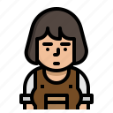 avatar, character, merchant, vocation icon