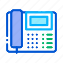 calling, home, system, telephone, voip icon