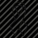 awareness, blood, community, holding, ribbon, volunteer, work
