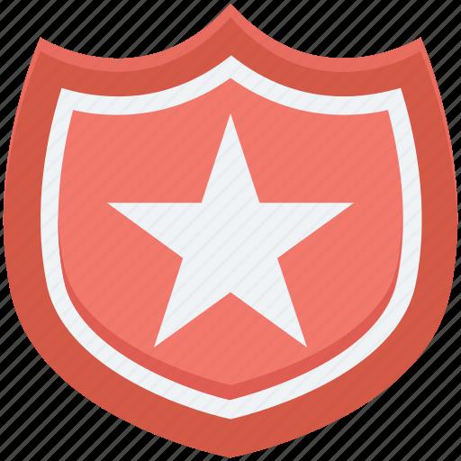 police badge, police ranking, ranking, star badge, star shield icon
