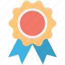 award, award badge, badge, ranking, ribbon badge icon
