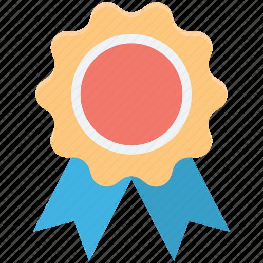 award, award badge, badge, ranking, ribbon badge icon