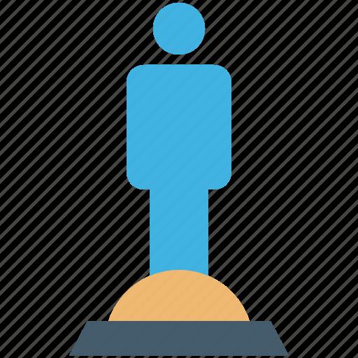 actor award, cinema award, movie award, oscar award, reward icon
